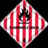 Class 4.1: Flammable Solids