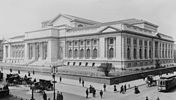 New York Public Library in 1908