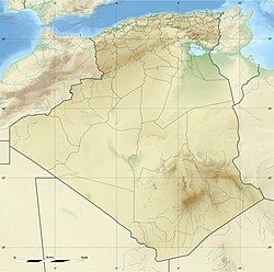 Oran is located in Algeria