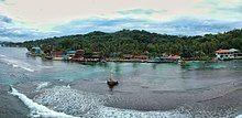 Cristo negro - Isla Grande - Colón - Panamá.jpg
