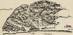 Portuguese Malacca by Ferdinand Magellan, ca. 1509-1512