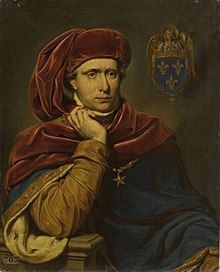 Saint-Èvre - Charles VI of France.jpg