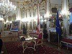 Mirror room of the Leopoldine Win