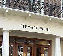 University of London Worldwide Administrative Building, Stewart House, University of London