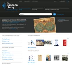 European Library screenshot.PNG