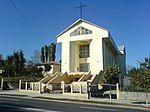 Roman.Catholic.Church.Tg.Frumos.ROMANIA.JPG