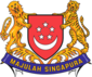 Coat of arms of Singapore