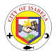 Official seal of Isabela