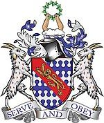 The Haberdashers' Aske's Boys' School coat of arms.jpg