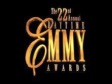 22nd Daytime Emmy Awards logo.jpg