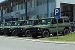 Mercedes G class - Montenegro Military.jpg