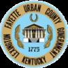 Official seal of Lexington, Kentucky