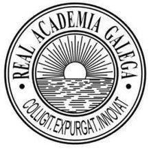 Logo of the Royal Galician Academy