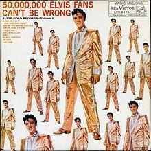 Elvis' Gold Records, Vol. 2 original LP cover.jpg