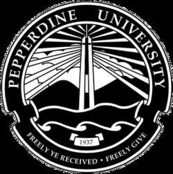 Pepperdine University seal.png