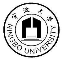宁波大学校标