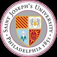 Saint Joseph's University seal.png