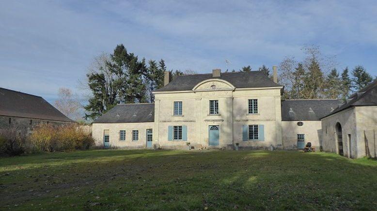 Loue logis de caractère - Haut-Anjou - 6chambres