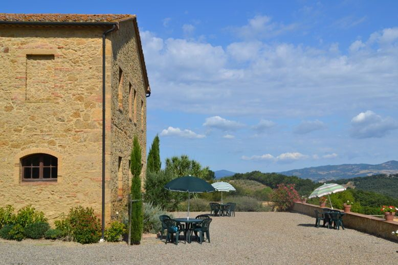 Loue maison de campagne en Toscane pour familles. 22couchages