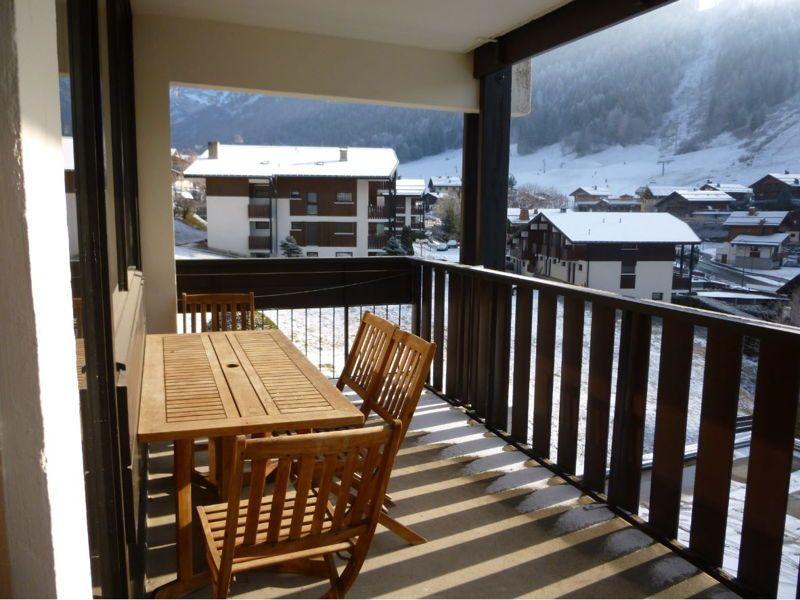Loue appartement de 50m² pour l'hiver la clusaz 4couchages
