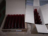 Donne veilleuses rouges sans bougies pour fabriquer bougies