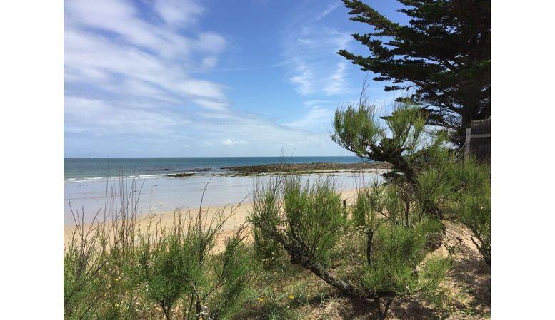 Loue maison ile d'Yeu 7couchages, accès direct plage