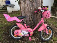 Vends Vélo enfant Btwin 14pouces 3-5ans