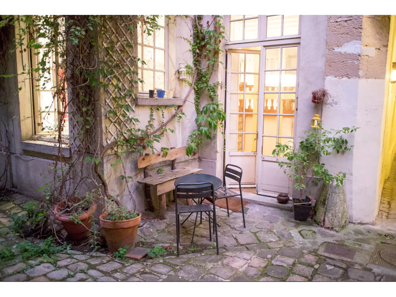 Loue charmant Studio / Loft à Paris (75004) Marais / 2 à 4 couchages