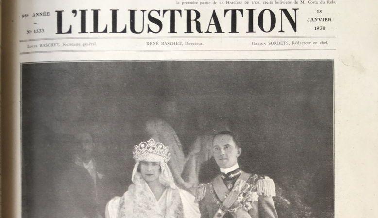 L'Illustration 1916, 1927, 1928, 1930