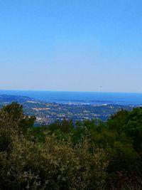 Loue jolie maison hauteurs de Grasse campagne vue mer 5couchages