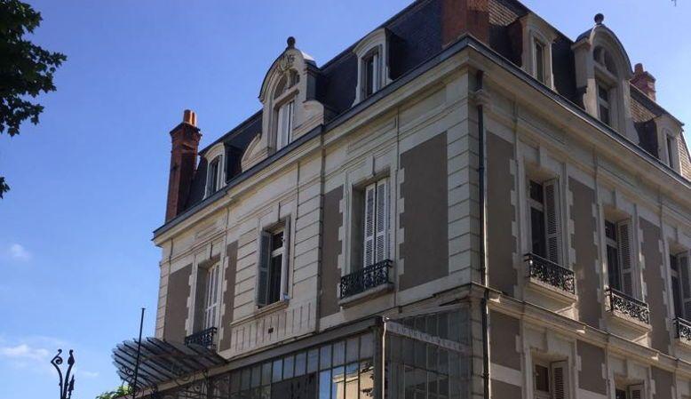 Propose échange de logement Londres contre Maison à Tours 14juillet - 15août