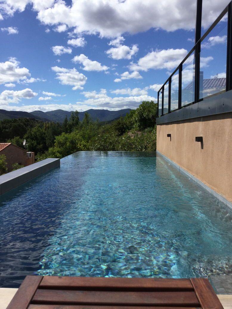 Loue gîtes de charme avec piscine chauffée - 11/12personnes - Haut Languedoc