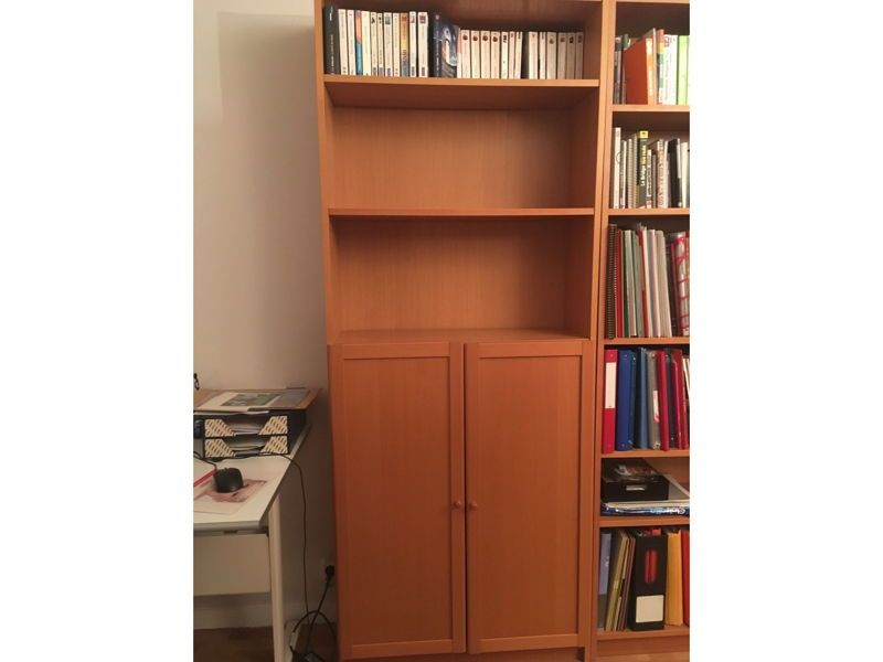 Donne bibliothèque Billy Ikea