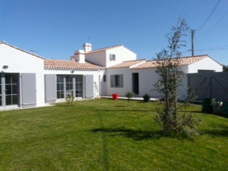 Vends maison à L'herbaudière (85), 8couchages,jardin, 300m de la plage