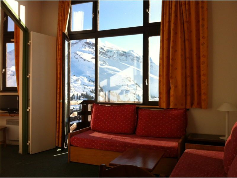 Loue appartement Type 2P 5 couchages à Avoriaz du 09/02 au 16/02/2019