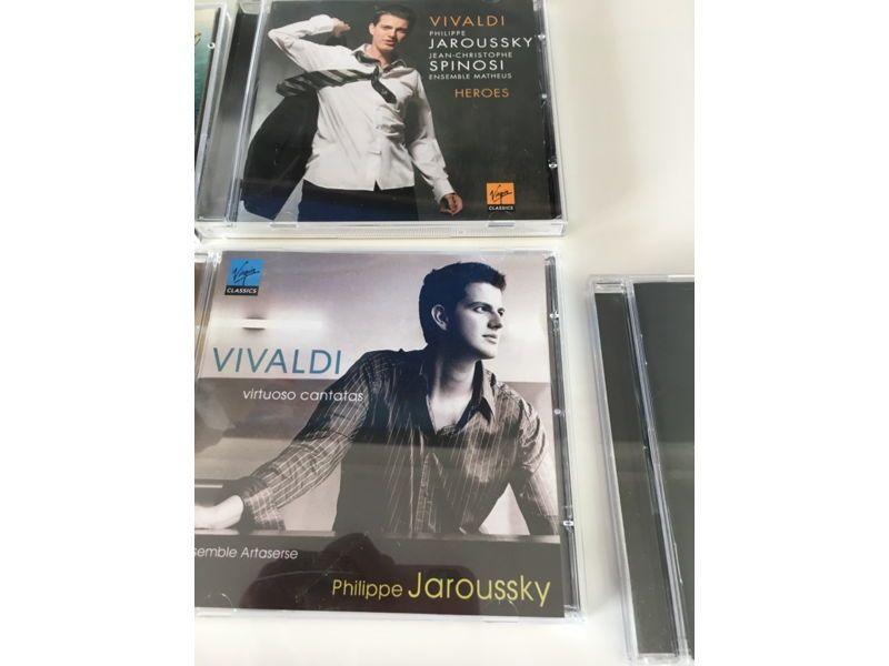 CD Ph. Jaroussky et voix hautes contres