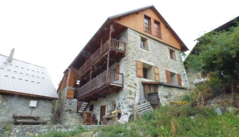 Loue appartement Vallouise (05) haute montagne 5couchages nature calm