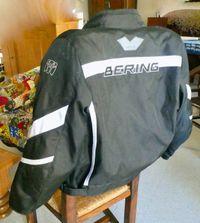 Blouson moto Enfant Bering, taille 12/14ans