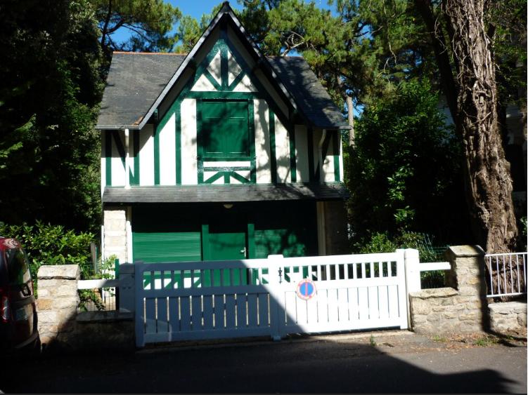 Loue charmante villa à La Baule 7couchages