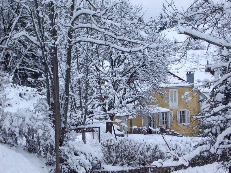 Loue Grande maison de famille 12personnes dans le Haut Jura