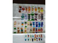Vends collection de très jolis bonbons en verre