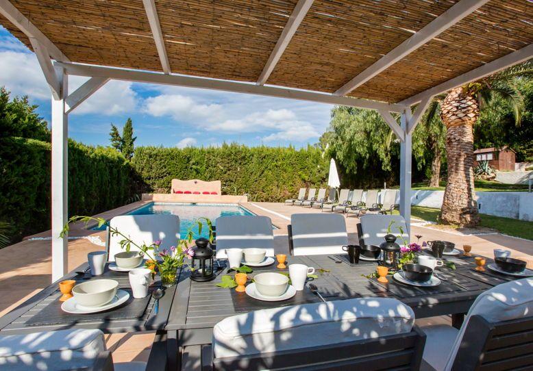 Loue villa de charme à JAVEA - Espagne - 8couchages