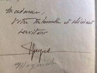 Correspondances anciennes (Maginot, Mandel, Doumergue,…)