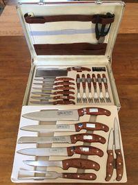 Set de couteaux