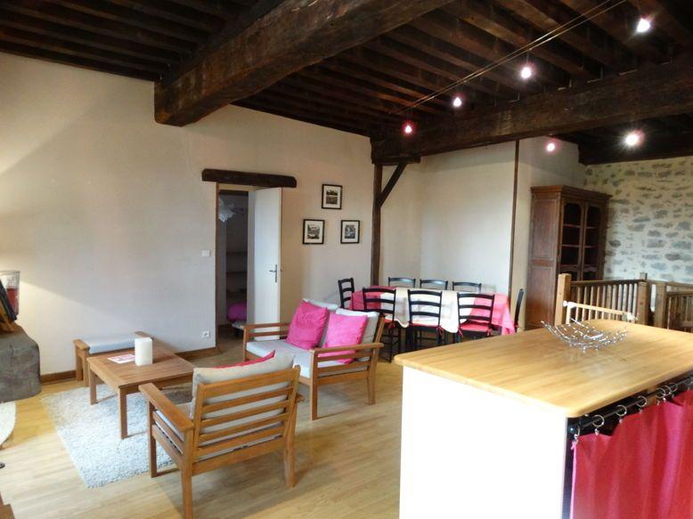 Location semaine maison 6couchages 10min Paray le Monial