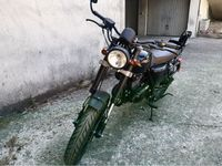Vends moto Mash seventy five 125cm3 - mai 2015 - 3048 Km