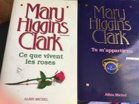 Mary Higgins Clark. Albin Michel. Excellent état