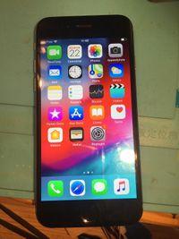Iphone 632go noir châssis gris