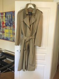 Trench-coat Burberry - taille XL