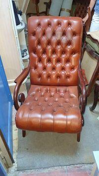 Vends 2fauteuils anglais vintage Maple